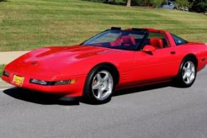 1991 Chevrolet Corvette ZR-1