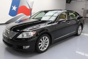 2012 Lexus LS AWD COMFORT SUNROOF NAV REAR CAM