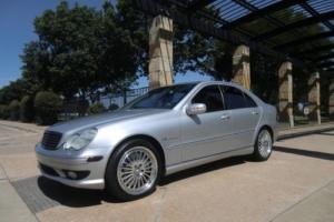 2002 Mercedes-Benz C-Class AMG