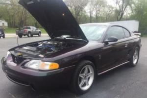1996 Ford Mustang SVT