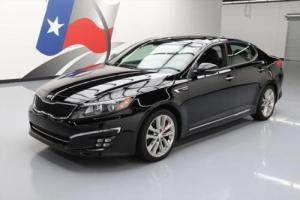 2015 Kia Optima SXL TURBO  PANO SUNROOF NAV LEATHER