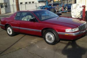 1992 Cadillac Eldorado
