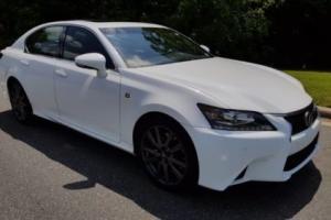 2014 Lexus GS F-SPORT AWD