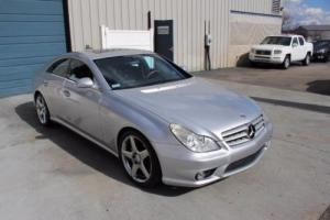 2006 Mercedes-Benz CLS-Class CLS 55 AMG 5.5L Supercharged V8 Sedan Navigation One Owner