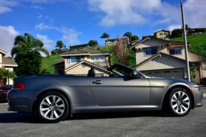 2010 BMW 6-Series 650i Convertible