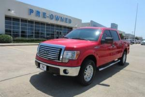 2012 Ford F-150 XLT Texas Edition 4X4