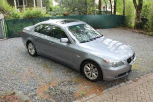 2004 BMW 5-Series 545i