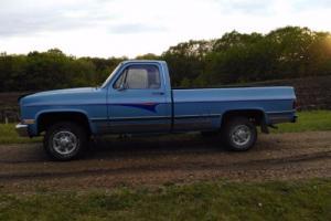 1986 Chevrolet C/K Pickup 1500 Custom