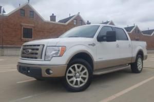 2011 Ford F-150 KING RANCH Photo