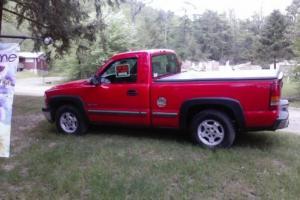 2002 Chevrolet C/K Pickup 1500