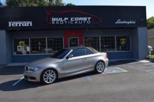 2013 BMW 1-Series 135i 2dr Convertible