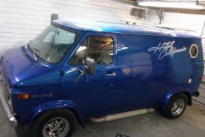 1976 Chevrolet G20 Van