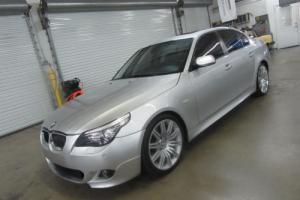 2008 BMW 5-Series 550i