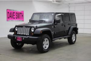 2013 Jeep Wrangler 4WD 4dr Sport