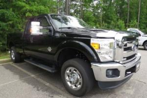 2015 Ford F-250 Lariat 4X4 Supercab Chrome Package