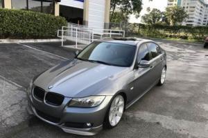 2011 BMW 3-Series 328i Sedan 4D