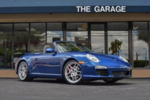 2009 Porsche 911 2dr Cabriolet Carrera S Photo