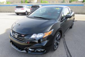 2015 Honda Civic 2dr Manual Si
