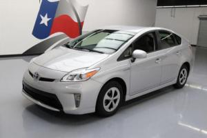 2014 Toyota Prius THREE HYBRID NAV REARVIEW CAM Photo