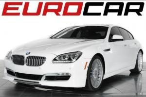 2015 BMW 6-Series ALPINA B6 xDrive Gran Coupe