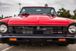 Chevrolet: Nova SS
