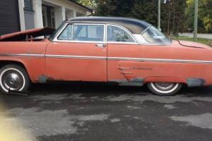 1953 Mercury Monterey black