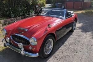 1967 Austin Healey 3000 MK III Photo