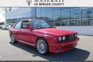 1988 BMW M3 --
