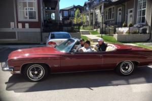 Buick: CENTURION CONVERTIBLE SPORT COUPE Photo