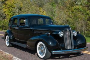 1937 Buick Special Trunkback Special Trunkback Sedan Restomod Photo