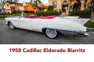 1958 Cadillac Eldorado Photo