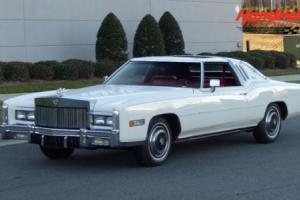 1976 Cadillac El Dorado --