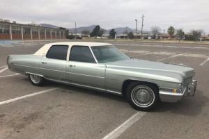 1971 Cadillac Fleetwood