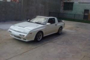 1989 Chrysler Conquest TSI-SHP