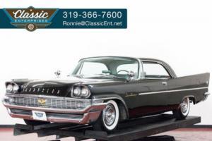1958 Chrysler Saratoga Hemi V8