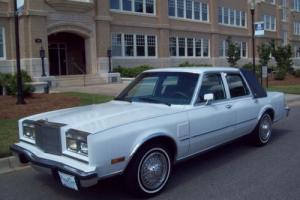 1988 Chrysler Other Sedan