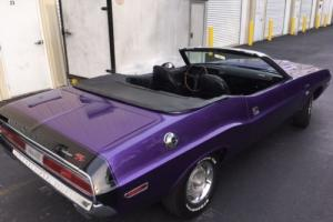 1970 Dodge Challenger convertible Photo