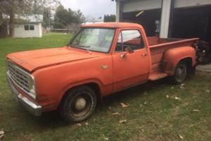 1976 Dodge Other Pickups