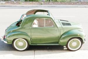 1954 Fiat 500 /TOPOLINO