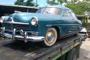 1948 Hudson SUPER SIX SUPER 6