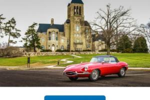 1967 Jaguar E-Type Series 1 Photo