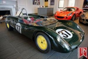 1962 Lotus 23 Sports Racing Car