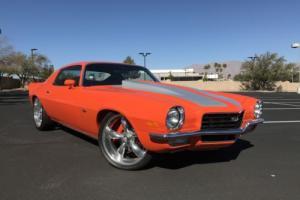 1972 Chevrolet Camaro Orange Crush 72 Camaro