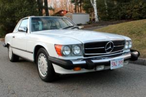 1988 Mercedes-Benz SL-Class 560SL Convertible R107