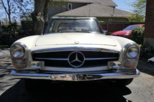 Mercedes-Benz: SL-Class Photo