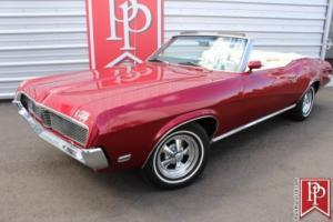 1969 Mercury Cougar Convertible Photo