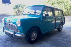 1965 Morris