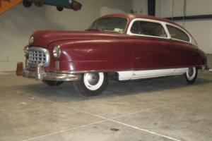 1950 Nash ambassador Photo