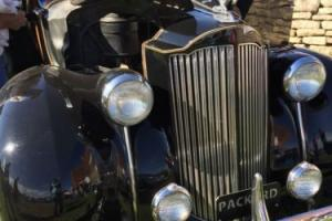 1939 Packard 110 series 110 Photo