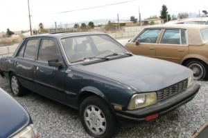 1987 Peugeot Other